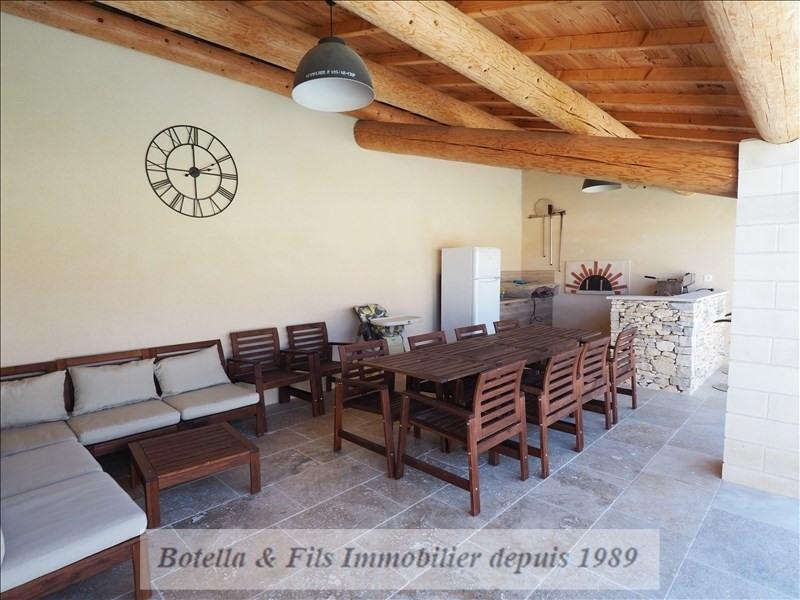 Vente maison / villa Uzes 470000€ - Photo 8