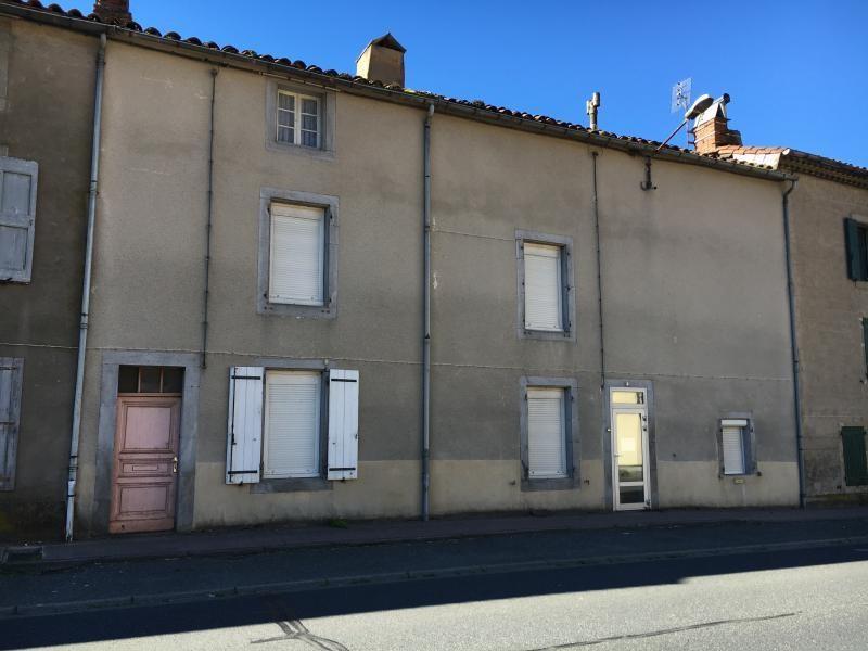 Vente maison / villa Labastide rouairoux 49000€ - Photo 1