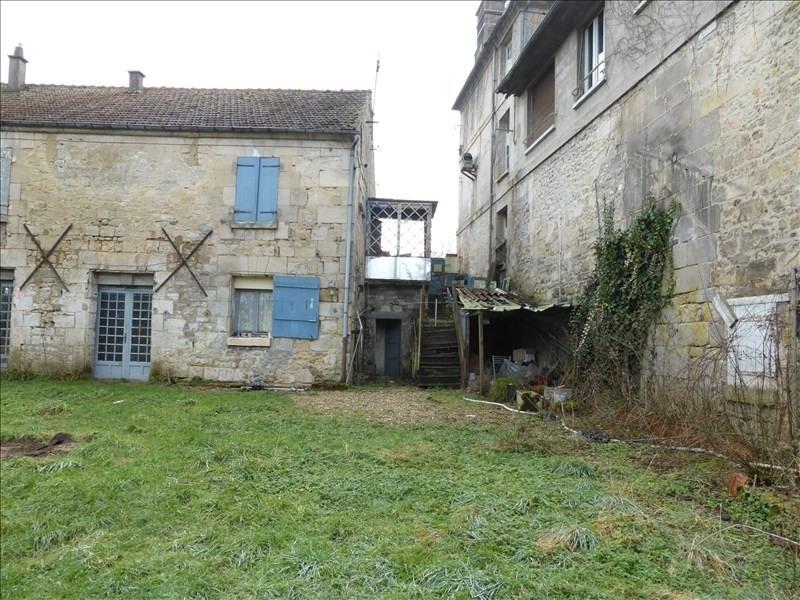 Sale house / villa Crepy en valois 80000€ - Picture 2