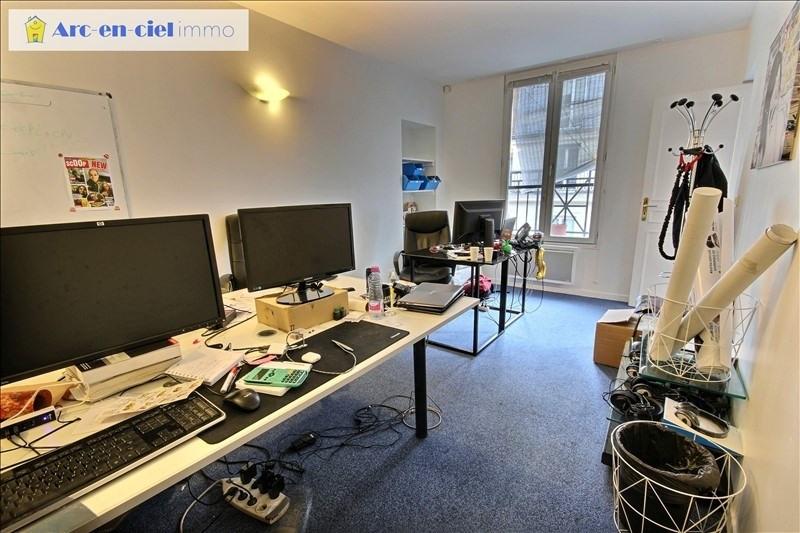 Deluxe sale apartment Paris 3ème 1050000€ - Picture 3