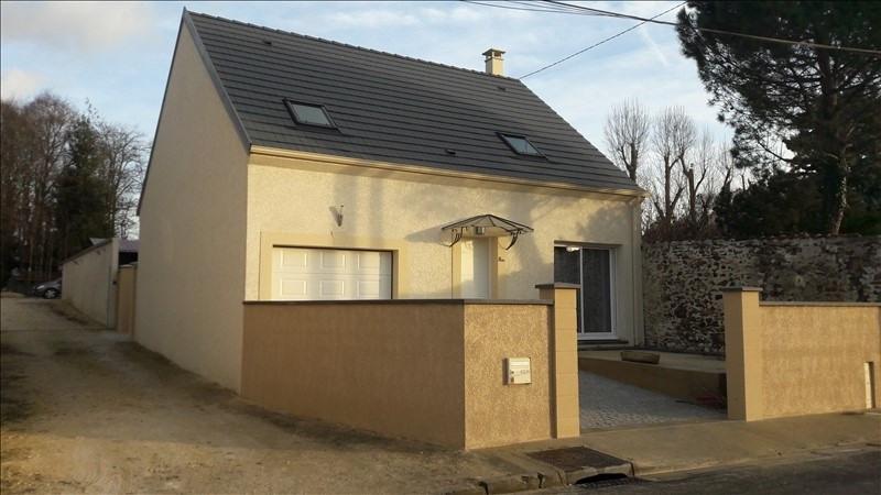 Vente maison / villa Villemareuil 291000€ - Photo 1