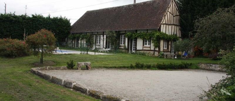 Vente maison / villa Conches en ouche 420000€ - Photo 15