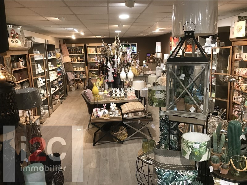 Vente local commercial Divonne les bains 155 000€ - Photo 4