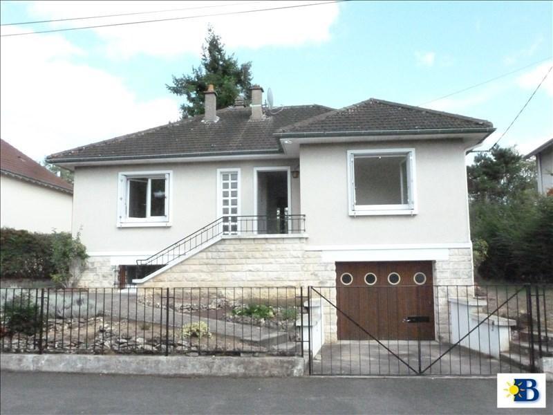 Vente maison / villa Chatellerault 127200€ - Photo 1