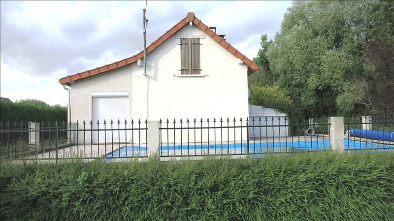 Sale house / villa Nanteuil les meaux 221000€ - Picture 5