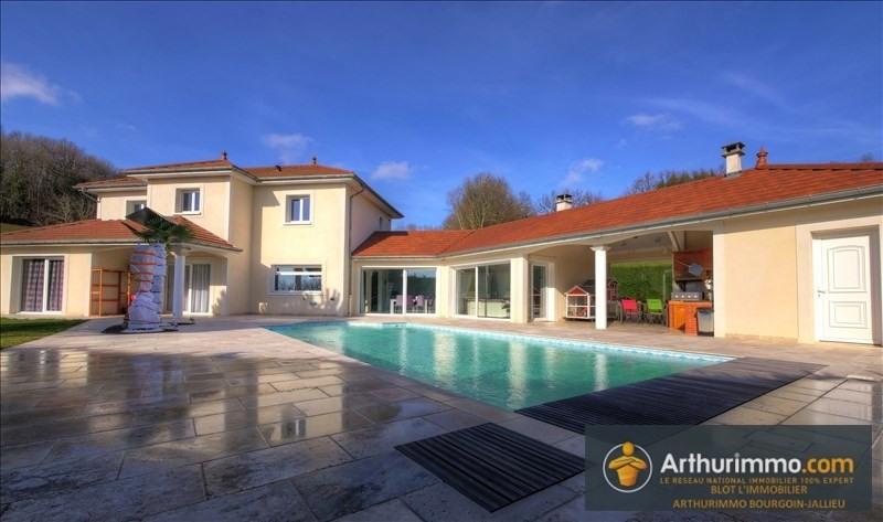 Deluxe sale house / villa La cote st andre 735000€ - Picture 2