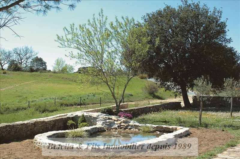 Immobile residenziali di prestigio casa Lussan 1092000€ - Fotografia 4