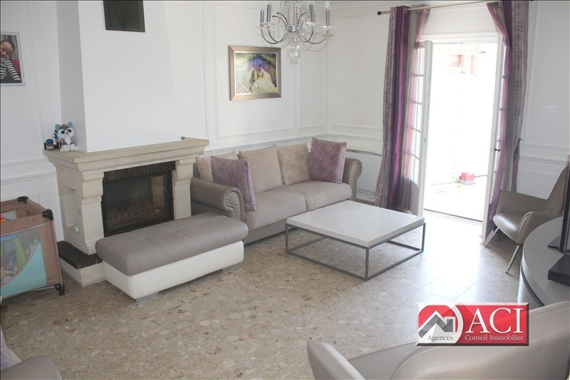 Sale house / villa Montmagny 430 500€ - Picture 2