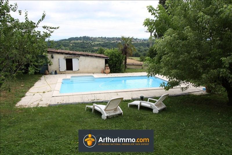Vente maison / villa Morestel 275000€ - Photo 3