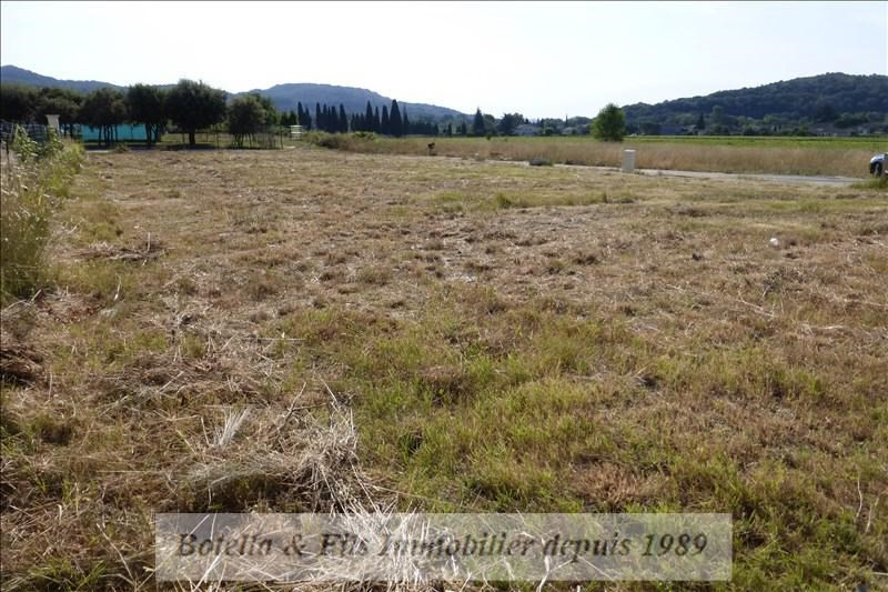 Vente terrain Goudargues 59 900€ - Photo 1