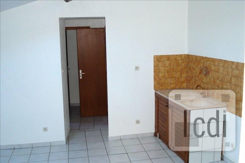 Vente appartement Le teil 39500€ - Photo 2