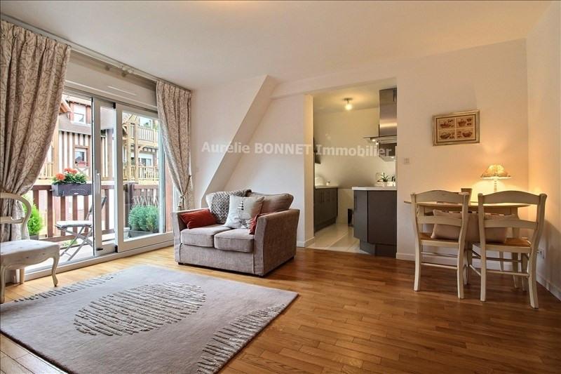 Sale apartment Deauville 225000€ - Picture 4