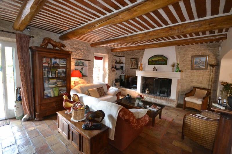 Vente maison / villa Robion 429000€ - Photo 2
