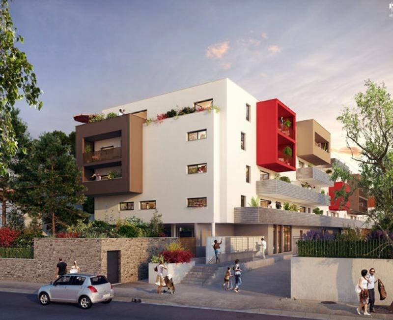 Sale apartment Montpellier 205000€ - Picture 1