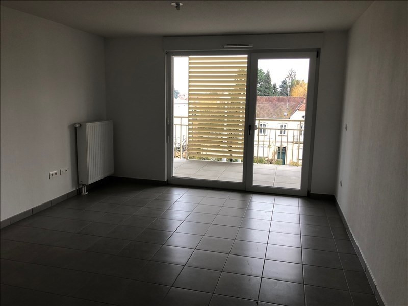 Rental apartment Strasbourg 750€ CC - Picture 4