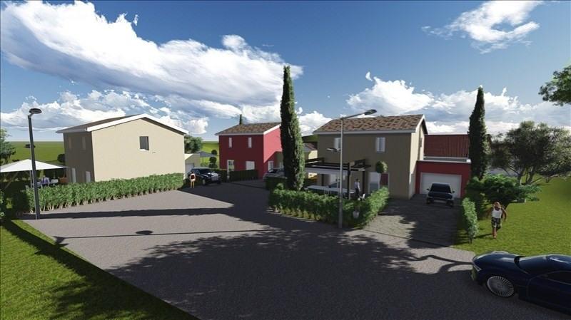 Vente maison / villa Genas 376000€ - Photo 1