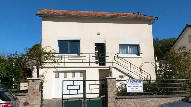 Vente maison / villa Saint sulpice lauriere 108500€ - Photo 1