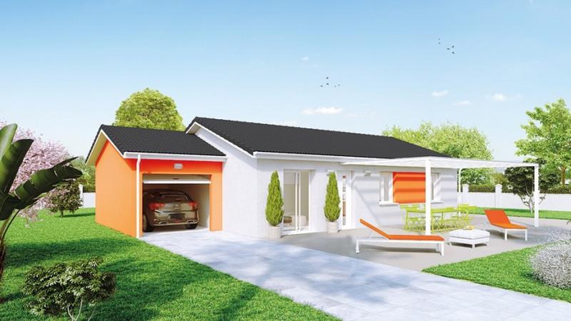 Maison  4 pièces + Terrain 400 m² Civrieux par CREA CONCEPT LYON