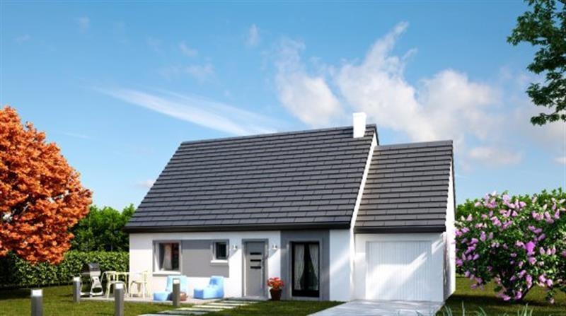 Maison  7 pièces + Terrain 405 m² Hénin-Beaumont par MAISONS KERBEA