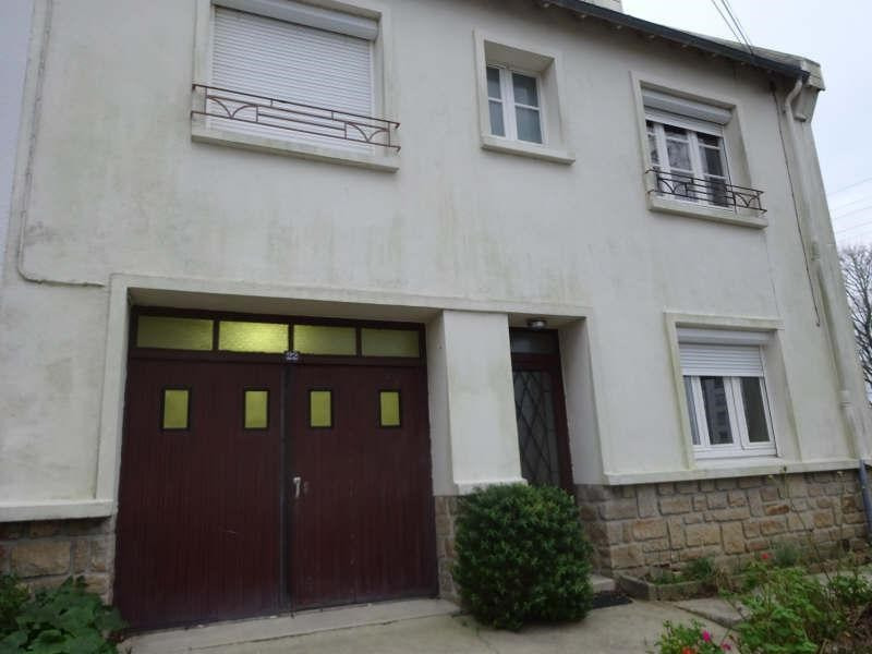 Sale house / villa Brest 142000€ - Picture 4