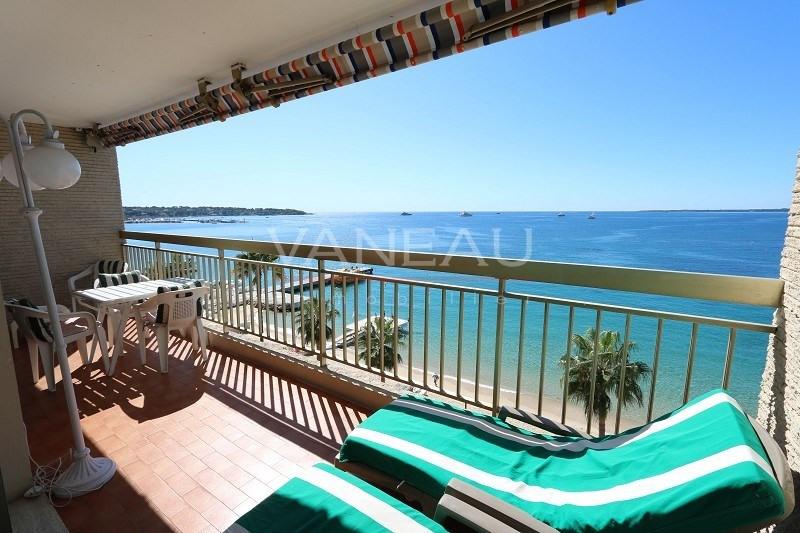 Vente appartement Juan-les-pins 424000€ - Photo 1