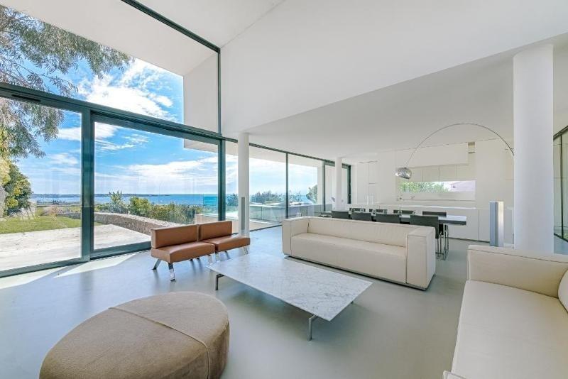Vermietung von ferienwohnung haus Le golfe juan 7500€ - Fotografie 14