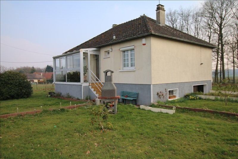Vente maison / villa La ferriere sur risle 126 000€ - Photo 1