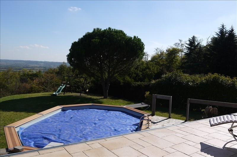 Verkoop  huis Les cotes d arey 349500€ - Foto 3