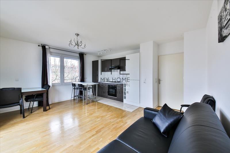Vente appartement Paris 17ème 499000€ - Photo 3