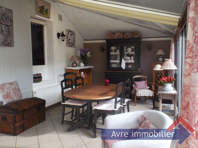 Vente maison / villa Verneuil d avre et d iton 268000€ - Photo 1