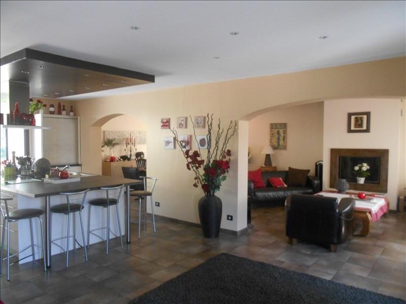 Vente maison / villa Le plessis bouchard 548000€ - Photo 2