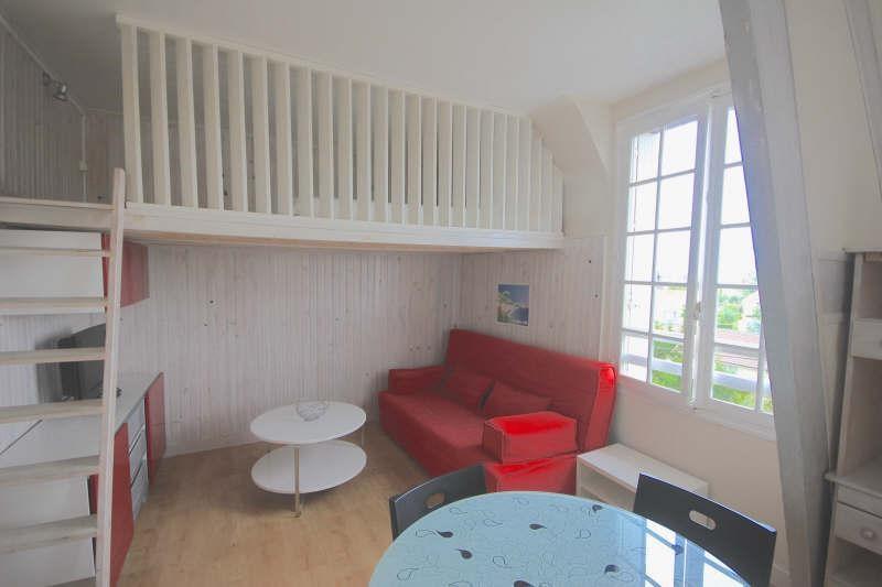 Vente appartement Villers sur mer 75500€ - Photo 1