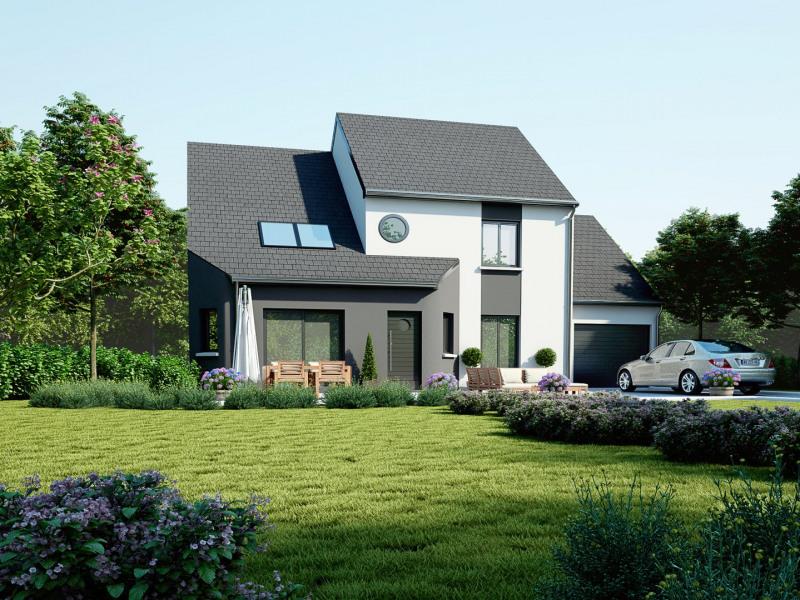 """Modèle de maison  """"Modèle de maison MIMAS de 4 chambres"""" à partir de 5 pièces Yvelines par MAISONS BAZIN VASSORT"""