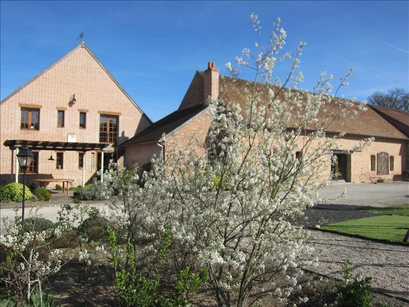 Revenda residencial de prestígio casa Menestreau en villette 2700000€ - Fotografia 1