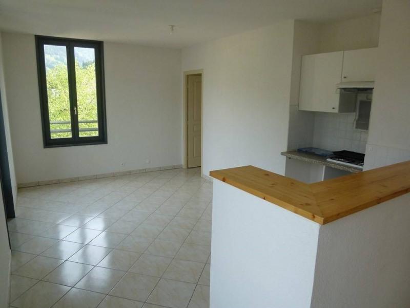 Location appartement Saint-pierre-de-chartreuse 435€ CC - Photo 1