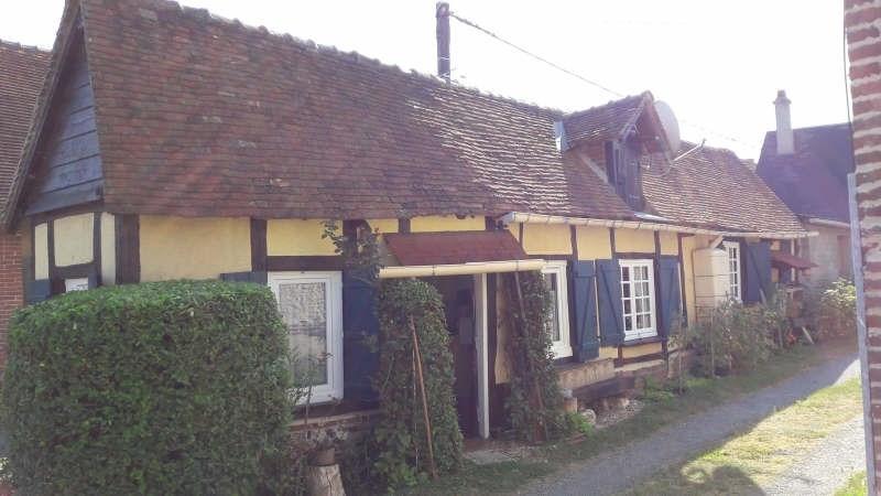 Vente maison / villa Gisors 66000€ - Photo 2