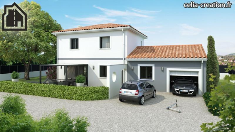 Maison  5 pièces + Terrain 1128 m² Rouffiac-Tolosan par CELIA CREATION