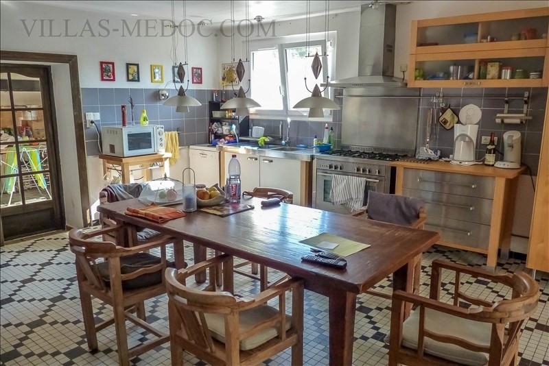 Vente maison / villa Jau dignac et loirac 347000€ - Photo 5