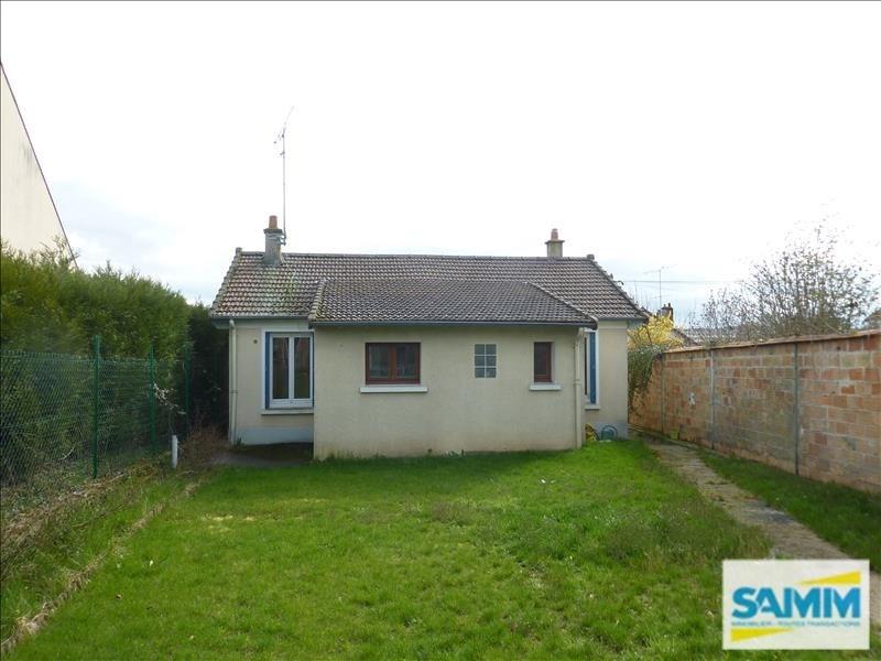 Sale house / villa Ballancourt sur essonne 237000€ - Picture 5