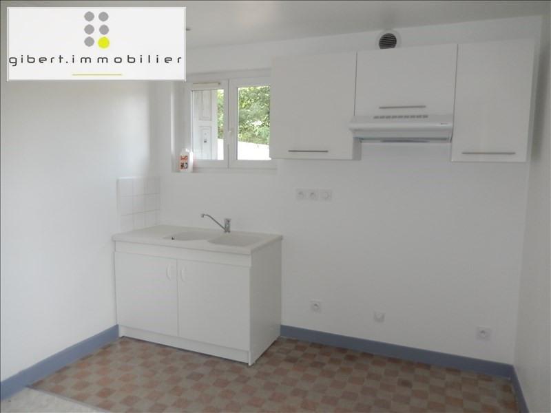 Location appartement Le puy en velay 350€ CC - Photo 1