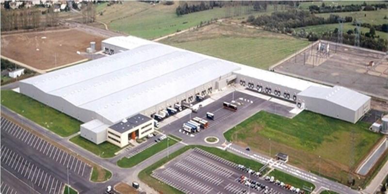 Location Local d'activités / Entrepôt Basse-Ham 0