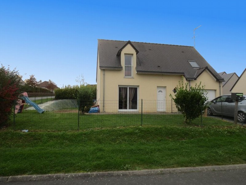 Revenda casa Quettreville sur sienne 176900€ - Fotografia 1