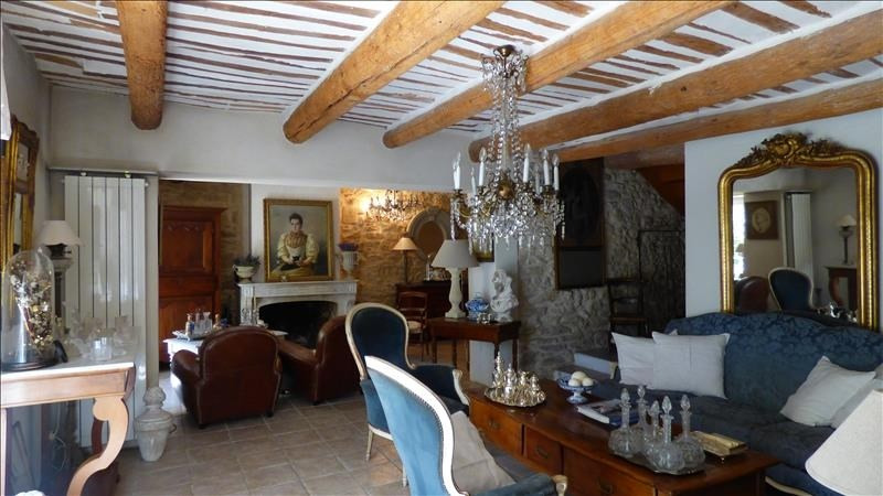 Deluxe sale house / villa Sarrians 695 000€ - Picture 4