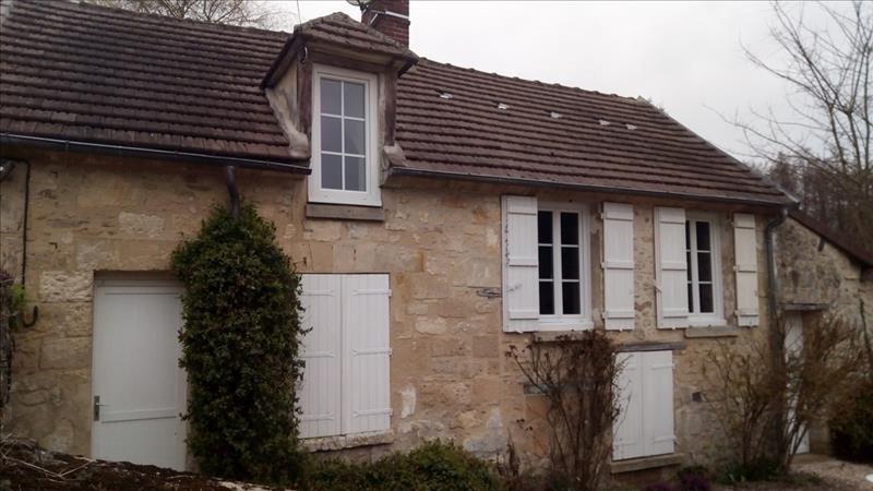 Vente maison / villa Villeneuve sur verberie 168000€ - Photo 1