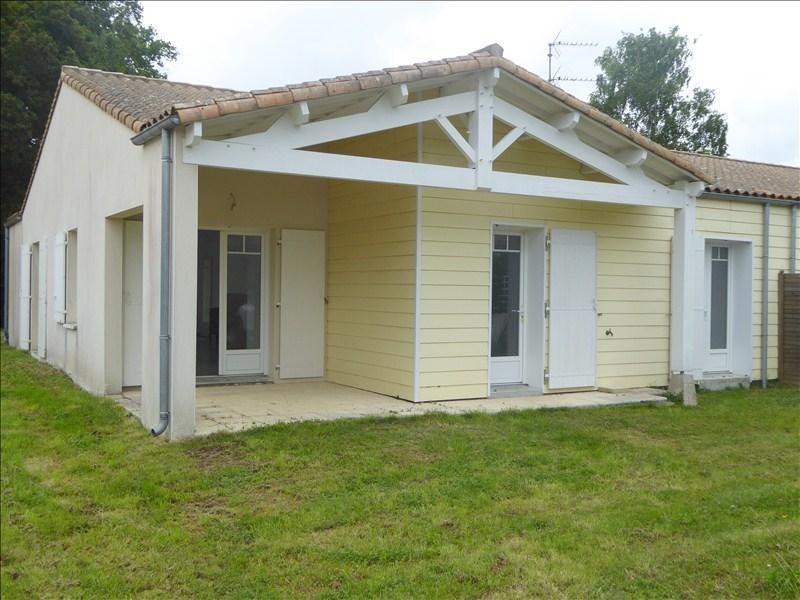 Vente maison / villa St palais sur mer 243500€ - Photo 1