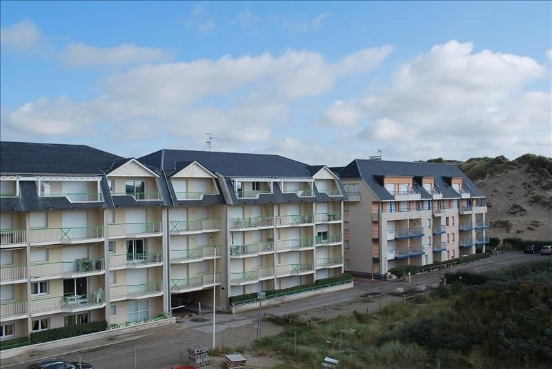 Sale apartment Fort mahon plage 134000€ - Picture 1
