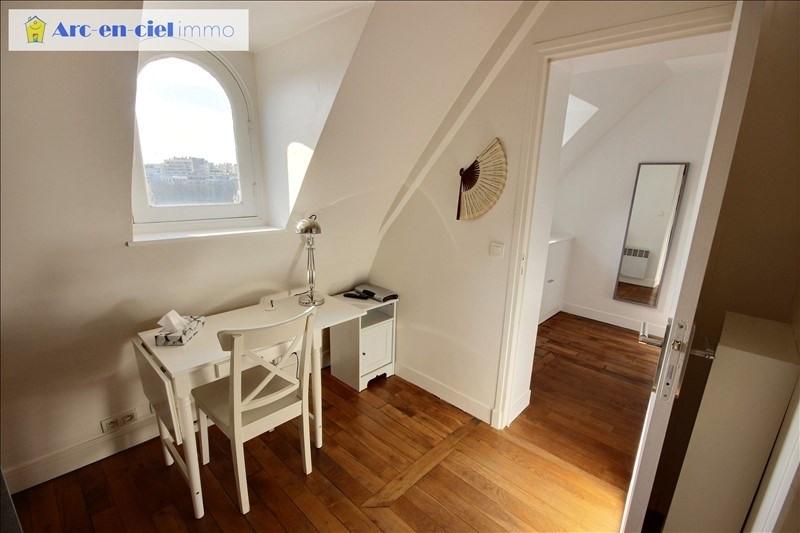 Rental apartment Paris 16ème 1495€ CC - Picture 5