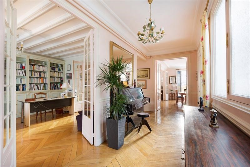 Immobile residenziali di prestigio appartamento Paris 16ème 1950000€ - Fotografia 5