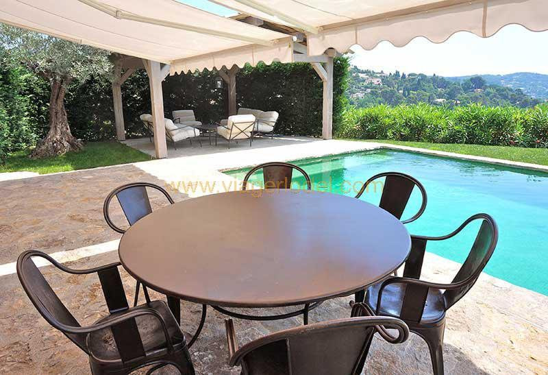 Life annuity house / villa Mougins 540000€ - Picture 1