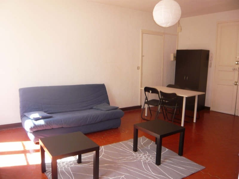 Location appartement Aix en provence 592€ CC - Photo 1